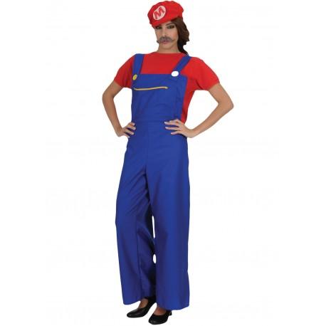 Disfraz Super Mario - Stamco - Chiber - Disfraces Josmen S.L.