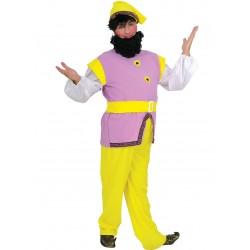 Disfraz Enanito Purpura - Stamco - Chiber - Disfraces Josmen S.L.