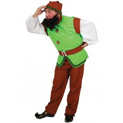 Disfraz Enanito Verde - Stamco - Chiber - Disfraces Josmen S.L.