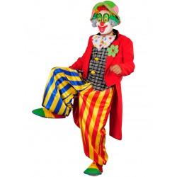 Disfraz Payaso Rayas - Stamco - Chiber - Disfraces Josmen S.L.