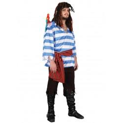 Disfraz Pirata Azul - Stamco - Chiber - Disfraces Josmen S.L.