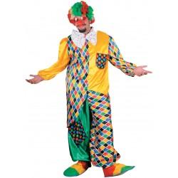 Disfraz Payaso Bandolino - Stamco - Chiber - Disfraces Josmen S.L.