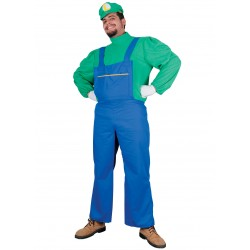 Disfraz Luigi - Stamco - Chiber - Disfraces Josmen S.L.