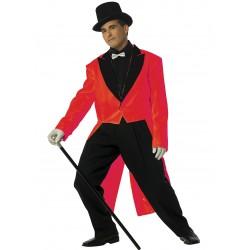 Disfraz Esmoquin Rojo - Stamco - Chiber - Disfraces Josmen S.L.