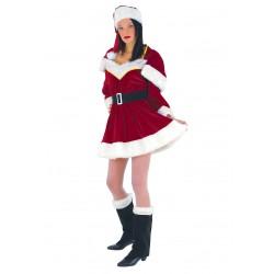 Disfraz Miss Santa Claus - Stamco - Chiber - Disfraces Josmen S.L.
