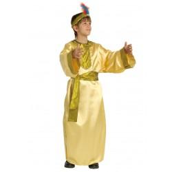 Disfraz Rey Mago Niño Oro - Stamco - Chiber - Disfraces Josmen S.L.