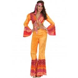 Disfraz Hippy Naranja - Stamco - Chiber - Disfraces Josmen S.L.