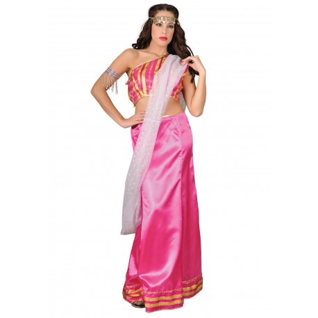 Disfraz Bollywood Rosa - Stamco - Chiber - Disfraces Josmen S.L.
