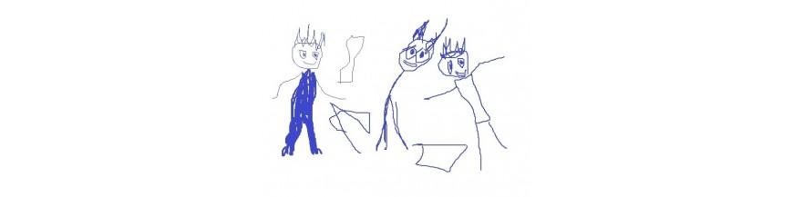 Talla 4 (3 - 4 años)