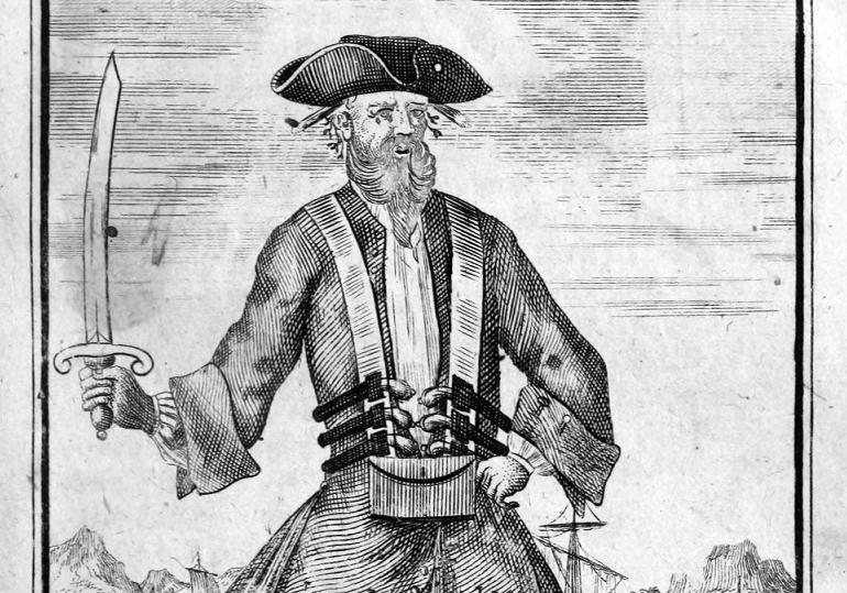 Historia de los Piratas y sus disfraces - Disfraces Josmen